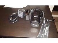 Nikon Coolpix p500 excellent condition for sale.