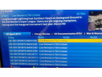 ZGEMMA IPTV BOX, NOT OPENBOX