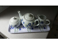 Tea set 3 piece