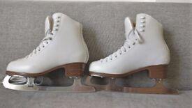 ICE SKATES Jackson, UK size 2 / Jackson size 4 1/2
