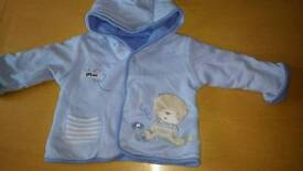 Baby reversible jacket 3-6 months