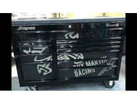 Snap On Tool Box (Guy Martin Special Edition)