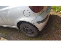 Part exchange Toyotas Yaris