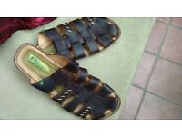 Gents El Natura Sandals - Brand New