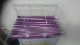 Pet cage used one time brand new ,bought last week