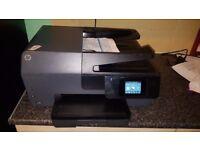 HP OfficeJet Pro 6830 All-in-One Inkjet Printer / WiFi print scan copy fax web