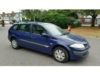 1 YEAR MOT+AUTOMATIC+1 OWNER**RENAULT MEGANE EXPRESSION 1598cc***HPI CLEAR**2 KEYS**AIRCON**SONY CD