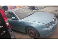 2004 ROVER 75 CLUB SE, 1.8 PETROL, BREAKING FOR PARTS ONLY, POSTAGE AVAILABLE NATIONWIDE