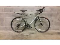 FULLY SERVICED CYCLE CROSS NORCO SEARCH S3 ROAD/HIBRID STYLE BIKE WITH DISC BRAKES
