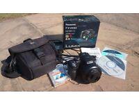 Panasonic Lumix FZ200 digital camera