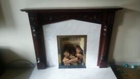 A1 Fireplace cheap for quick sale