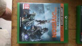 TOM Clancys The Division LTD Ed Xbox One