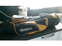 Childrens masters golf bag
