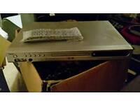 LG DVD RECORDER (+RW/+R DISCS ONLY)