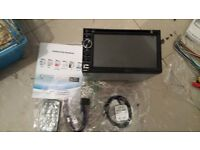 Dvd/cd multimedia player with gps