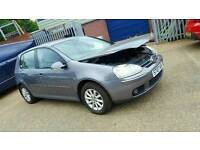 BREAKING! 2007 Vw Mk5 Golf all parts available
