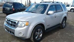 ***2008 FORD ESCAPE LIMITED*** LEATHER**SUNROOF***4X4***