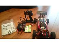 Dhk hobby wolf 4wd rc 1/10 scale