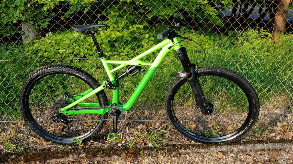 Specialized FSR Enduro Large sale or swap | in Cumbernauld, Glasgow |  Gumtree