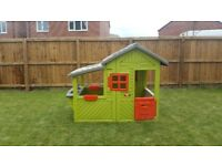 Smoby Floralie Playhouse - Great condition