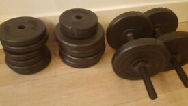 Must Go - Physionics Weights