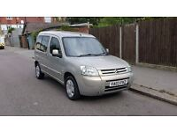 CITROEN BERLINGO MULTISPACE 2.0 HDI DIESEL! VERY GOOD ENGINE!!! EXCELLENT RUNNER !! 1 YEAR MOT !!
