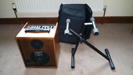 Acoustic guitar amp - Schertler - UK sale only