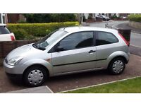 Ford Fiesta 1.4 TD LX 3dr Very low mileage. Very cheap to run