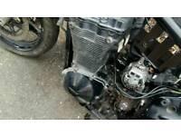 Suzuki bandit spares or repairs,not street fighter, Yamaha, Honda,Kawasaki