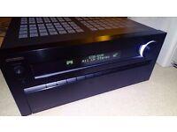 ONKYO TX-NR818 Home Cinema Receiver (Like New)