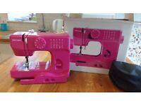 John Lewis sewing machine - used once