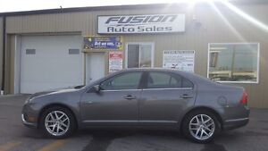 2010 Ford Fusion SEL-LEATHER-SYNC-HEATED SEATS Windsor Region Ontario image 2