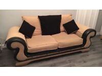 3&2 seater couch