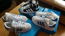 Womans adidas trainors £30