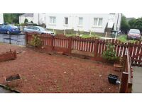 2 bedroom end terraced house to rent, Furnished