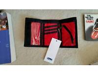 Bagbase Red Sports Wallet (New)