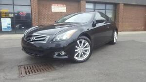 2013 INFINITI G37 Coupe PREMIUM NAVIGATION ALL WHEEL DRIVE
