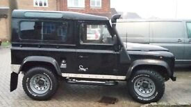 Land Rover Defender 90 300Tdi lots of work carried out.