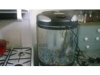 moonpod aquarium 20 litres .........................................................................