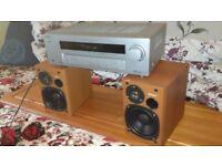 SONY Reciver Amp+Speakers