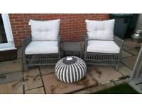 patio/ summerhouse furniture