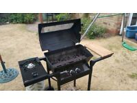 Char-Broil 250 DLX Gas BBQ Barbeque
