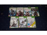 Assassins Creed Xbox 360 Bundle