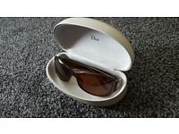 Dior ladies suglasses in case