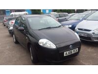 2006 FIAT GRANDE PUNTO 1.2 DYNAMIC 5dr not ford fiesta vw polo renault clio vauxhall corsa lupo puma