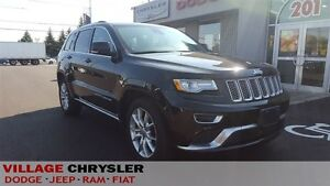 2015 Jeep Grand Cherokee SUMMIT TECH GRP, DVD, PANORAMIC ROOF, A