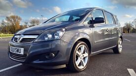 VAUXHALL ZAFIRA 1.8 SRI - GOOD / BAD CREDIT £25 PW - 100% GUARANTEED ACCEPTANCE