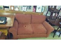 Marks And Spencer 2 Seat Sofa In Good Condition