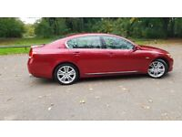 Lexus GS450H SE Hybrid, 2006, Lovely Metallic Red, Huge Spec, Auto, New MOT