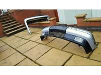Bmw e34 bumpers front and rear